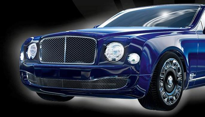 Розыгрыш Bentley Mulsanne