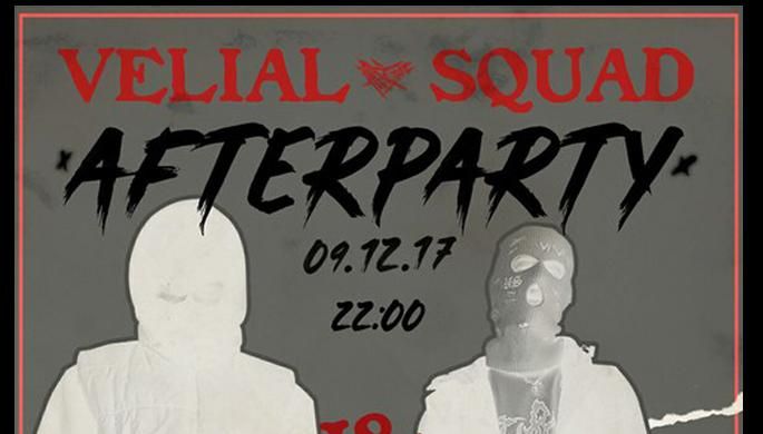 Velial SQUAD Afterparty
